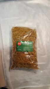Упаковка Резинки 100% каучука 1 кг