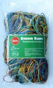 Упаковка резинки 200 грамм